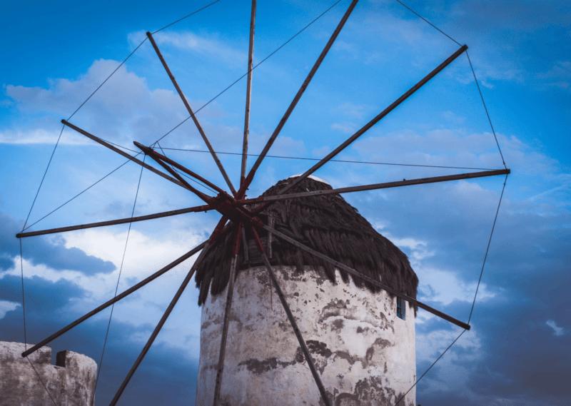 Moulin comestible