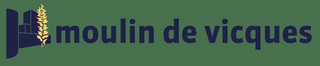 Logo moulin de Vicques
